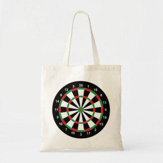 Master Darts Board Basic Round Target Classic game Budget Tote Bag