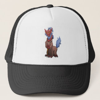 Master Dragon Trucker Hat