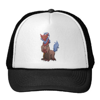 Master Dragon Trucker Hat