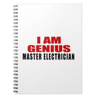 MASTER ELECTRICIAN DESIGNS NOTE BOOK
