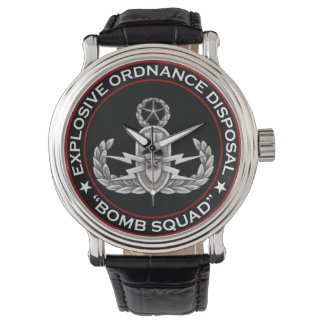 Master EOD Bomb Squad Watch