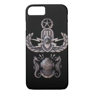 Master EOD Master Diver Case-Mate iPhone Case