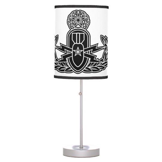 Master EOD Table Lamps