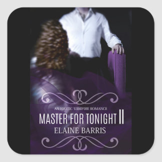 Master For Tonight II Stickers
