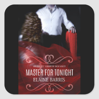 Master For Tonight Stickers