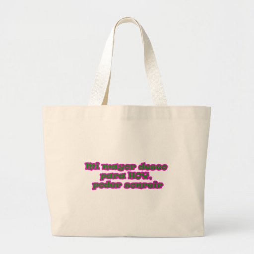 Master frases 15.07 canvas bags