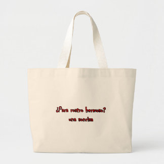 Master frases 3 canvas bags