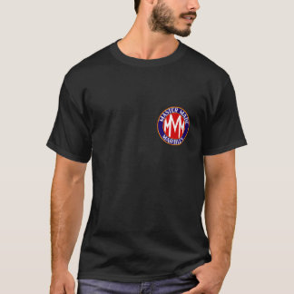 Master Made Marble Black Shirt