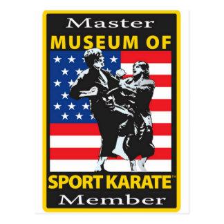 master member postcard