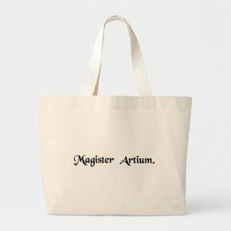 Master of arts bag