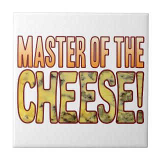 Master Of Blue Cheese Ceramic Tile