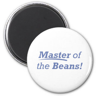 Master of the Beans! Magnet