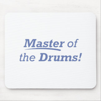 Master of the Drums Mousepad