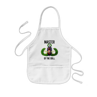 Master of the GRILL EOD Apron