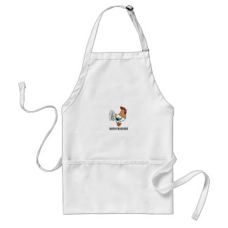 master of the hen house yeah standard apron