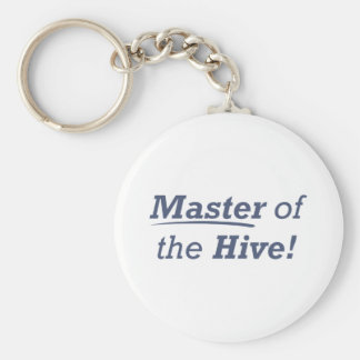 Master of the Hive! Keychain