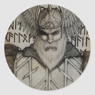 """Master of the Runes"" Stickers"