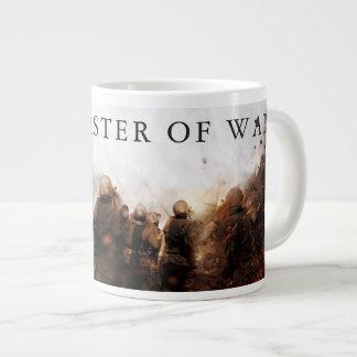 Master of War Large Coffee Mug