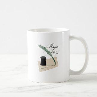 Master Of Words Coffee Mug