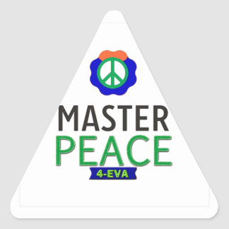MASTER PEACE STICKERS