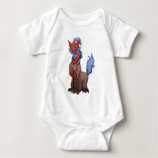 Master Reptilian Baby Bodysuit