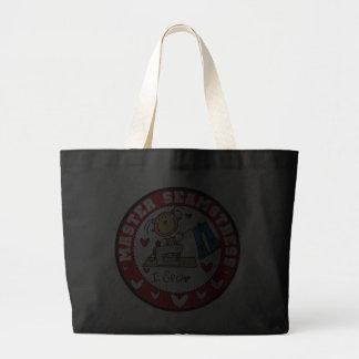 Master Seamstress Tote Bags