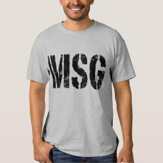 Master Sergeant SSG rank T-shirt