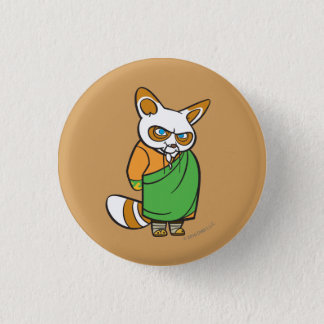 Master Shifu 1 Inch Round Button