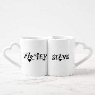 Master/slave Mug Set