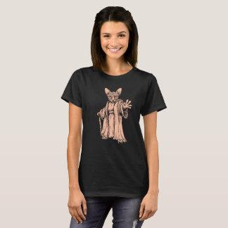 Master Sphynx Cat - Dark T-shirt for Women