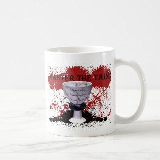 Master the Taint Classic White Coffee Mug