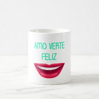 Master to see you happy coffee mug