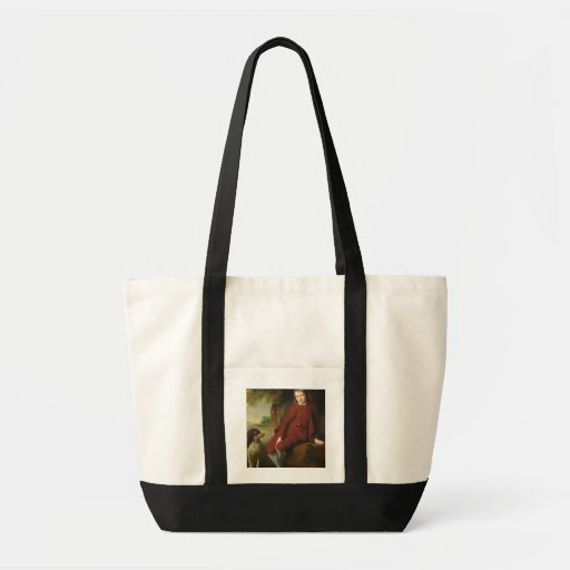 Master Ward (oil on canvas) Tote Bags