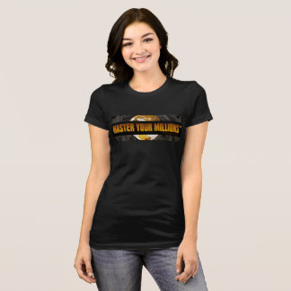 Master Your Millions (TM)  Women's Bella+Canvas T-Shirt