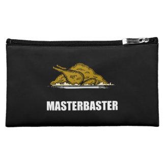 Masterbaster Funny Holiday Turkey Cosmetic Bag