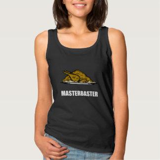 Masterbaster Funny Holiday Turkey Tank Top