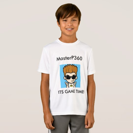 MasterP360 Boys T-shirt