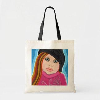 Masterpiece Doll Monika Levenig Emma Tote Bag