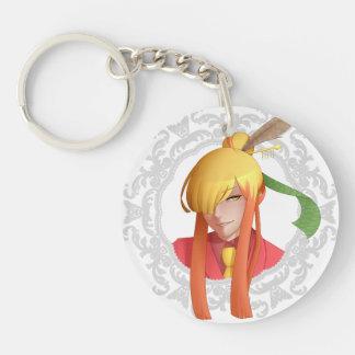 Masterpiece Keychain