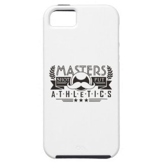 masters athletics shot put case for the iPhone 5