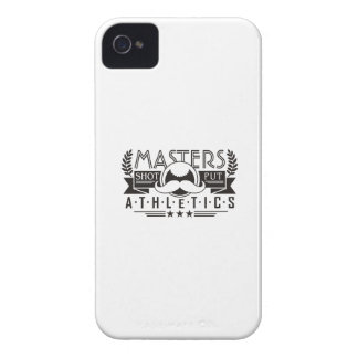 masters athletics shot put iPhone 4 covers