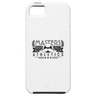 masters athletics shot put iPhone 5 case