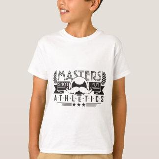 masters athletics shot put T-Shirt