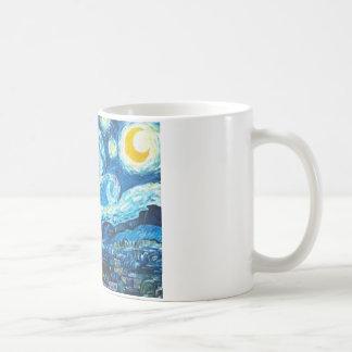 Master's Copy : Starry Night by Van Gogh Coffee Mug