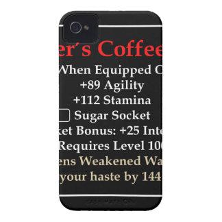 Master's Mug iPhone 4 Cases