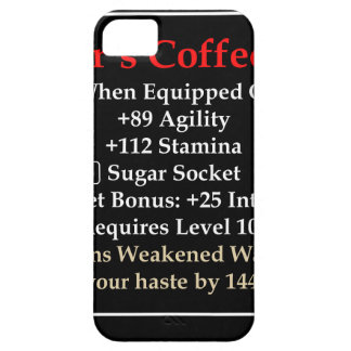 Master's Mug iPhone 5 Case
