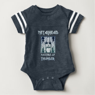 Masters Of Thunder Baby Bodysuit