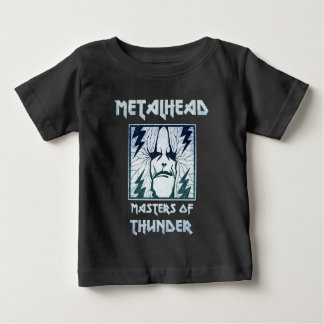 Masters Of Thunder Baby T-Shirt