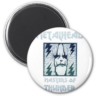 Masters Of Thunder Magnet