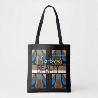 MASTERS REALTY Tote Bag - Best California Realtor